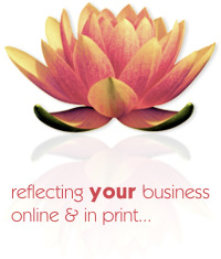reflecting your business online and in print